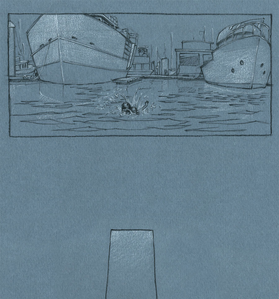 chapter: the Sinking Ship (page 30)